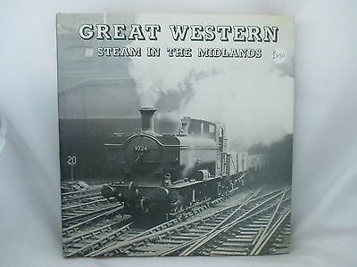 Great Western Steam In The Midlands