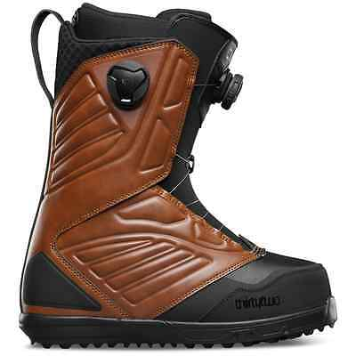 2017 Thirty Two Binary Boa Men's Snowboard Boot Brown/black Size 9