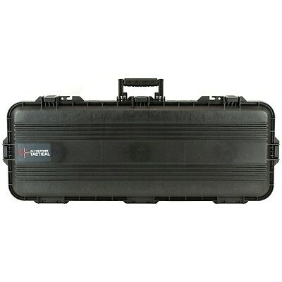 """Plano Molding Company All Weather Tactical Gun Case 36-Inch 40""""X16""""X5.5"""" Black"""