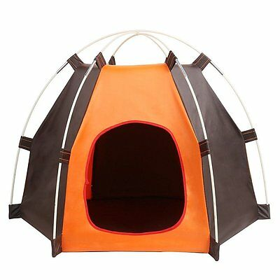 Pet House, Folding Cat House, Portable Waterproof Pet Tent for Small Dog and &