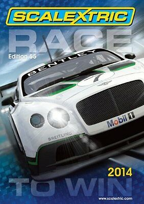 Scalextric 2015 Catalogue