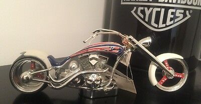 """Phantasy Choppers, The Patriot"""" Diecast Chopper By Westwood"""