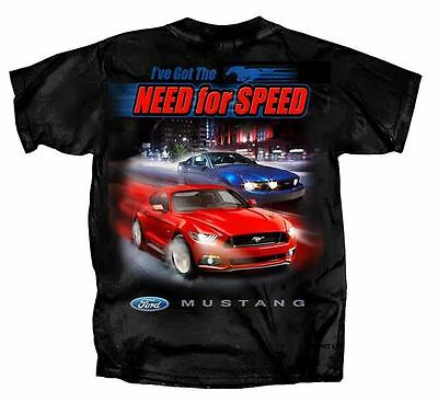 """Mustang """"Need For Speed"""" from Radag's Custom Tees"""