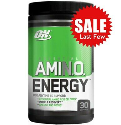 Optimum Nutrition Amino Energy ON Bcaa 270g Blueberry Pineapple Strawberry
