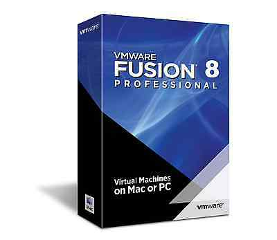 VMware Fusion 8.5 lifetime license 20PCs PER LICENCE IMPORTANT READ LISTING