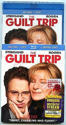 The Guilt Trip Blu-ray/DVD, 2013, 2-Disc Set,  *NEW SEALED*  Ships Free
