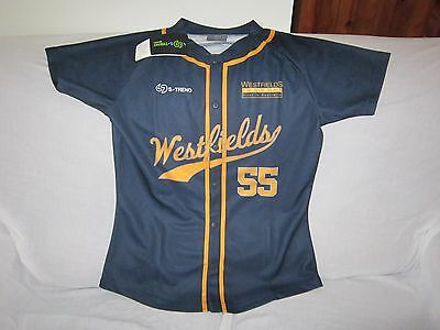 Westfield Sports Bnwt Baseball Softball Jersey Youth Size 3Xl/medium #55