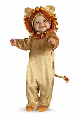 Cuddly Cub Lion Infant/Toddler Costumes ( 12-18 Months ) 1702