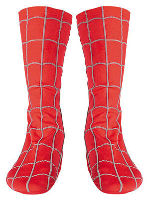 Spiderman Adult Boot Covers ( One Size ) 18670