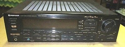 Pioneer VSX-5900S Audio/Video AM/FM Stereo Receiver