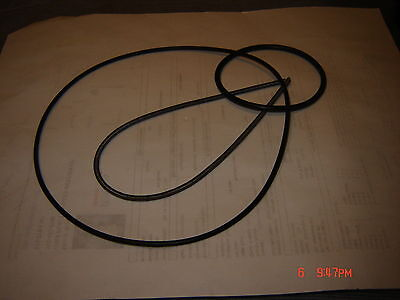 KEYSTONE K-520/25/30,550/560-M/K Dual 8, Keystone Projector Belts   3 Belt set.