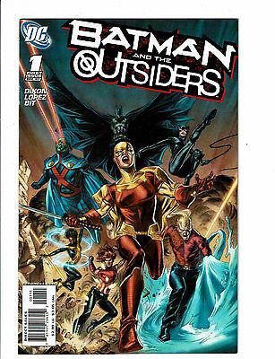 Lot Of 8 Batman & The Outsiders DC Comic Books # 1 2 3 4 5 6 7 + Special J120