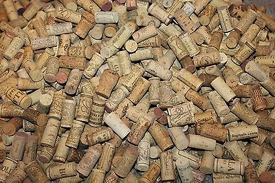 500+ Wine Corks Lot Great for Crafting Cork Crafts Recycled Assorted LOTS