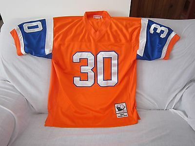 Nfl Denver Broncos Throwbacks Jersey Size 48/large #30