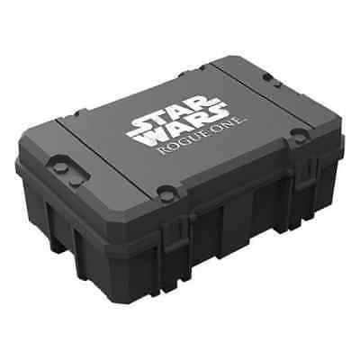 Topps Stars Wars Rogue One Collectors Case With 39 Trading Cards Plus Limited