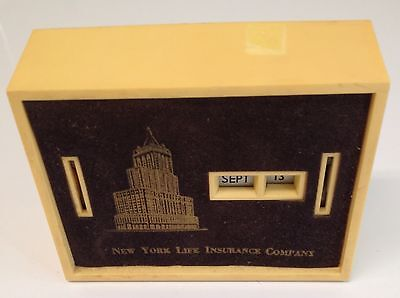 New York Life Insurance Company Piggy Bank