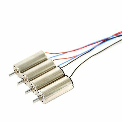 LHI 8.5 x 20mm 8520 Coreless Motor For 90mm-130mm DIY Micro FPV RC Quadcopter 4