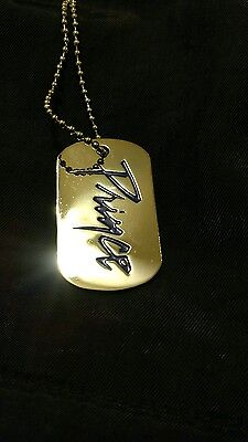 New BK Tags  'Prince 'Nothing Compares 2 U Necklace and Keychains