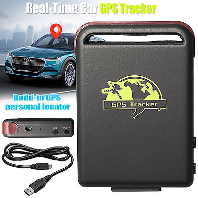 Latest Genuine GPS Tracker Magnetic Car Vehicle Personal Tracking Device TK102