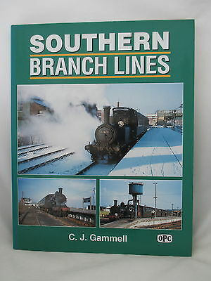 Southern Branch Lines. Southern Railway. British Railways