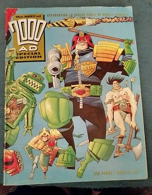 The Best of 2000AD Special Edition 1993