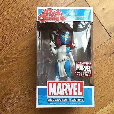 Funko Rock Candy Marvel Collector Corps Limited Edition Mystique Figure g1