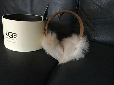 Bnib Authentic Ugg Toscana Wired Earmuffs