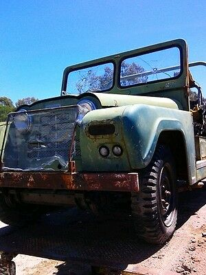 Austin gipsy  jeep suit parts or restore