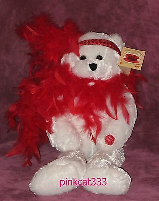 Chantilly Lane Musicals~Roxie~I Wanna Be Loved By You~Singing~Red Boa~Nwt
