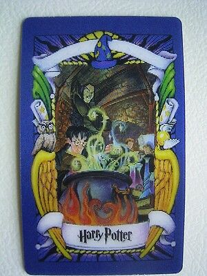 Harry Potter Chocolate Frog  series2  Card (severus snape) (E14)