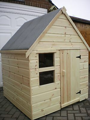 Childrens Wooden Play House/Wendy House Top Quality CAN DELIVER