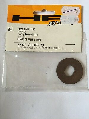 HPI A844 Fibre Brake Disc Nitro RS4