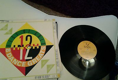 .Best Of 12 Inch gold volume 5 variousnr mint