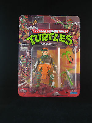 TMNT Teenage Mutant Ninja Turtles Tortugas ninja - Rat King Nuevo