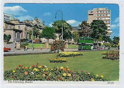 THE UNIVERSITY, DUNDEE: Angus postcard (C23477)
