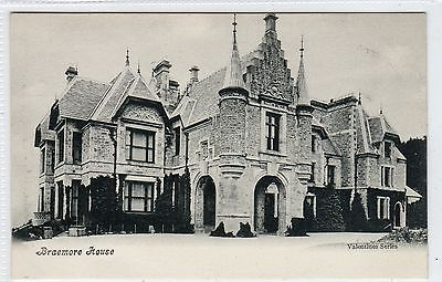 BRAEMORE HOUSE near ULLAPOOL: Ross-shire postcard (C23761)