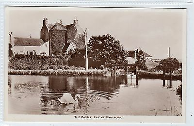 THE CASTLE, ISLE OF WHITHORN: Wigtownshire postcard (C23172)