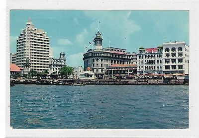 WATERFRONT, SINGAPORE: Singapore postcard (C23268)