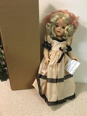 "Vintage 1950's 16"" Madame Alexander Dolly Dreamland Blonde Teeth Rare Gorgeous"