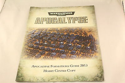 Warhammer 40,000 Apocalypse Formations Booklet