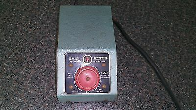 Triang P5a Power Moldex Lid Melbourne Train Transformer Controller  -Very good