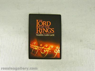 Aragorn Lord of the Rings Trading Card