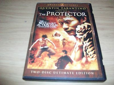 Action Movie Movie: The Protctor!!! Used & In Excellent Condition!! Tony Jaa