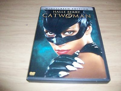 Action Movie: Cat Woman!!! Used & In Excellent Condition!! Halle Berry!!