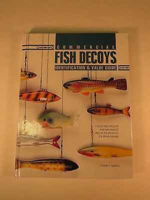 Commercial Fish Decoys, identification & value guide, decoys, spears, more