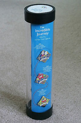 Ebay Live 2005 The Incredible Journey 10 Year Anniversary 11 Pin Badge Set New