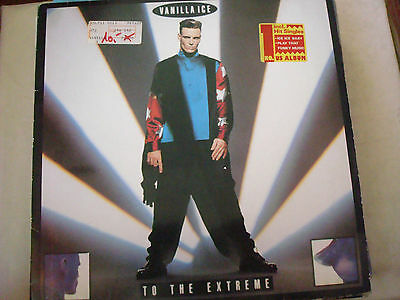 "D ""LP""  Vanilla Ice - To the Extreme"