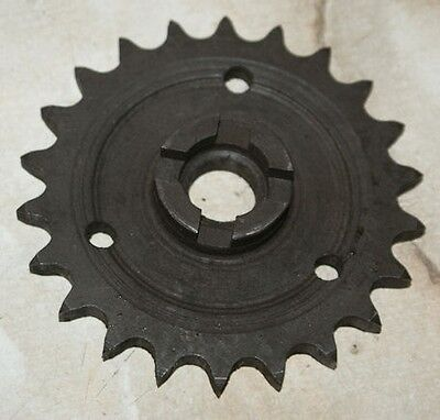 """Velocette Viper.MAC Gearbox Sprocket 1/2"""" x 5/16"""" 22T. SL94/7. MADE in ENGLAND"""