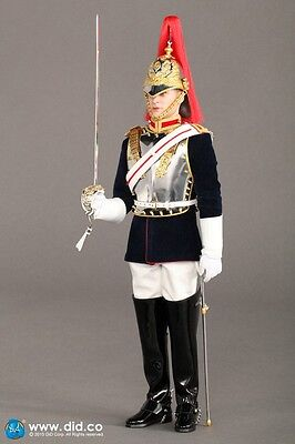 did action figure blues royals 1/6 12'' boxed toy dragon cyber modern napleonic