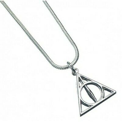 Harry Potter : DEATHLY HALLOWS Necklace from The Carat Shop UK